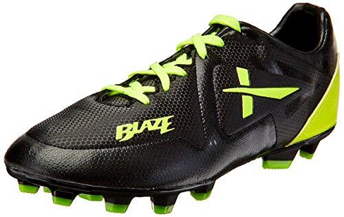 Vector X Blaze Football Shoes, (Black/Yellow)