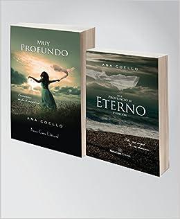 Muy profundo y Eterno, Pack de 2 Libros: Amazon.es: Coello, Ana: Libros