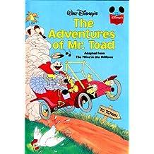 ADVENTURES OF MR. TOAD (Disney's wonderful world of reading)