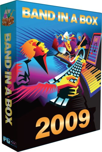 Band-in-a-Box 2009 UltraPAK [Old Version, Win CD-ROM]