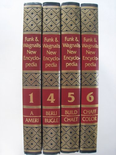 Funk & Wagnalls new encyclopedia