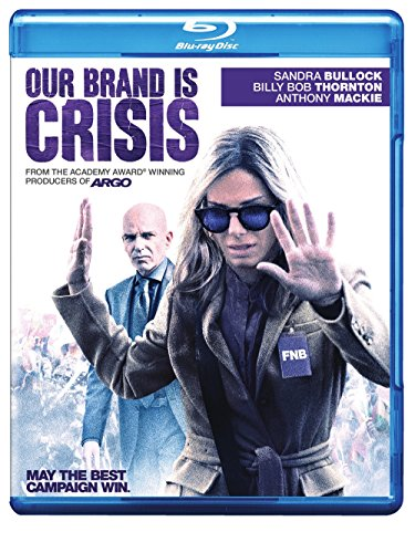 Blu-ray : Our Brand Is Crisis (Full Frame, Digitally Mastered in HD, , Digital Theater System)