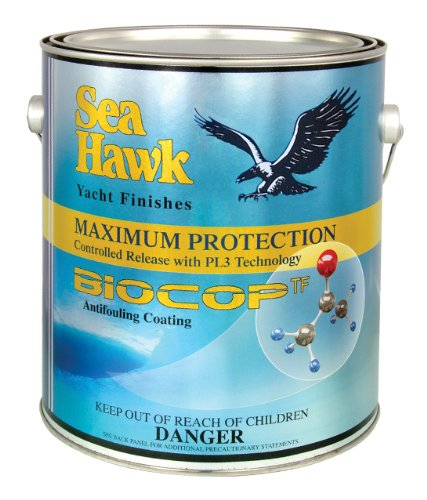 Biccop TF Bottom Paint Gallon - Polishing Self Bottom Paint