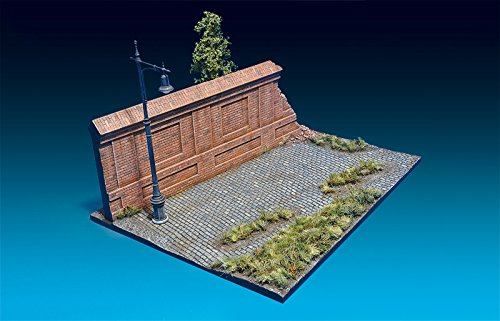 MiniArt 1:35 Scale Diorama with Brick Wall Plastic Model Kit by MiniArt (Image #3)