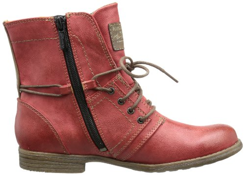 Femme 602 Mustang 1134 Rouge Bottes rot 5 5pICwqnI