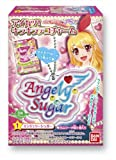 ON BOX 10 pieces Aikatsu! Glitter deco charm (Candy Toys & gum) (japan import)
