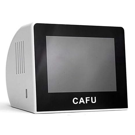 Detector de Calidad del Aire K6 digital PM2.5 formaldehído monitor de gas LCD HCHO