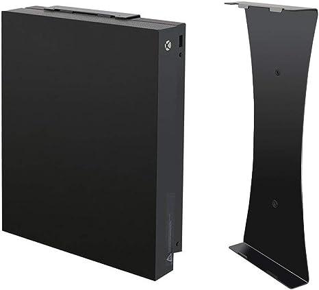 LeSB Xbox One X Montaje en Pared/Soporte de Pared, Soporte ...