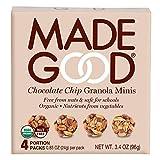 MadeGood Chocolate Chip Granola Minis, 6 Boxes