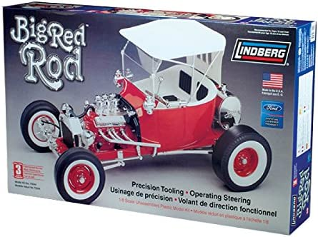 Lindberg Big Red T ROD