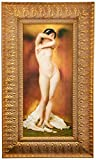 Design Toscano Glow of Gold, Gleam of Pearl, 1906, Canvas Replica Painting: Medium