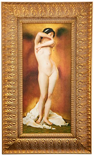 Design Toscano Glow of Gold, Gleam of Pearl, 1906, Canvas Replica Painting: Medium by Design Toscano