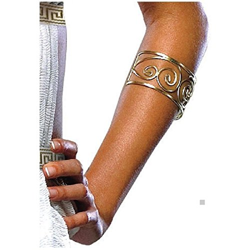 Spartan Queen Arm Cuff Costume -