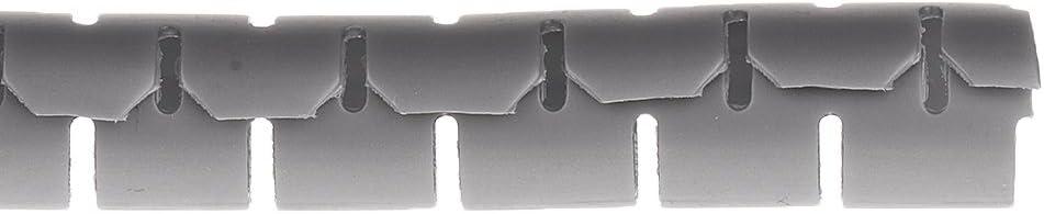B Baosity Cable Management Cable Protector C/âble Wrapper PE Stockage de Fil Bien Rang/é de C/âble Spiral/é Zip Wrap Blanc