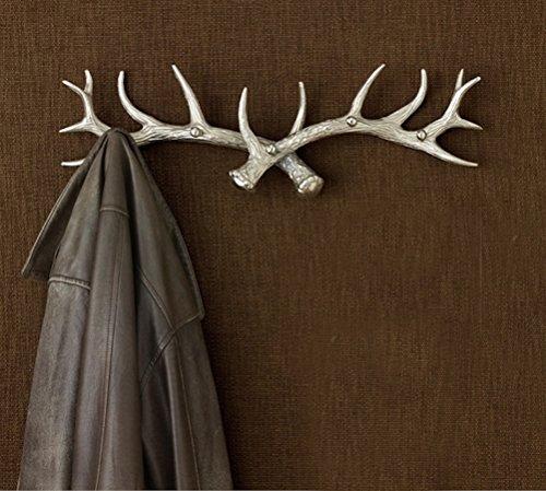 Antler Reproduction (Park Designs Antler Five Arm Hook)