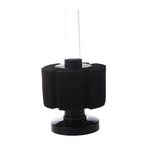 SODIAL(R) Mini Filtro de Esponja Bioquimico para Acuario Tanque de Peces
