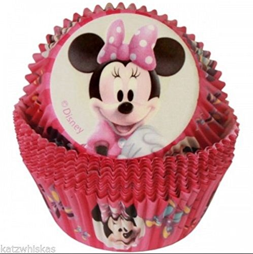 Minnie Mouse/ Daisy Duck Cup Cake/Muffin Cases