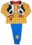 Boys Pyjamas Disney Toy Story Woody Dress Up Costume 2-3 3-4 4-5 5-6 Years (2-3 Years)