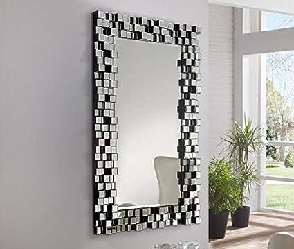 Rettangolari Specchi Da Parete Moderni.Empire Trading Grande Stile Moderno Delux Rettangolare In