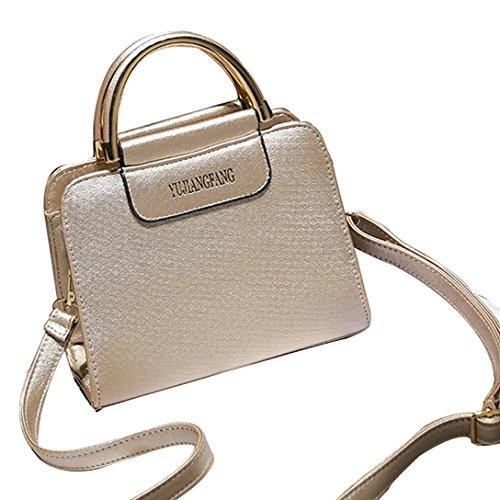 Basilion Fashion Ladies Handbag Wild Shoulder Messenger Small Square Bag