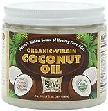 Funfresh Foods Coconut Oil, Virgin, Organic, 14 Ounce