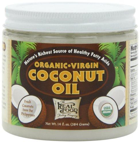 Funfresh Foods Coconut Oil, Virgin, Organic, 14 Ounce by FunFresh Foods