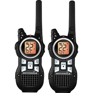 cheap Motorola MR350R 35-Mile Range 22-Channel FRS/GMRS Two-Way Radio 2020