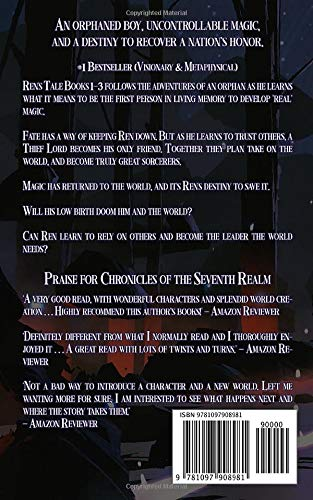 Ren's Tale Books 1-3: Chronicles of the Seventh Realm (Ren's