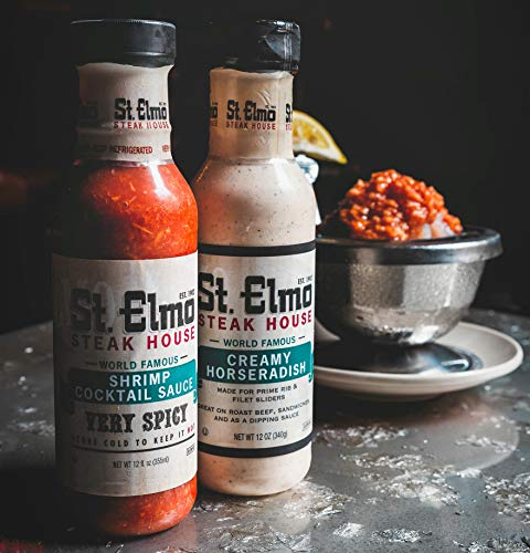 Cocktail Sauce and Creamy Horseradish Bundle (Best Shrimp Cocktail Sauce Brand)