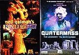 Invasion Earth : Complete Uncut Version : Mini Series , Neil Gaiman's Neverwhere , Quatermass : A&E Ultimate Science Fiction Fan 3 Pack Gift Set : 6 Discs : 659 Minutes
