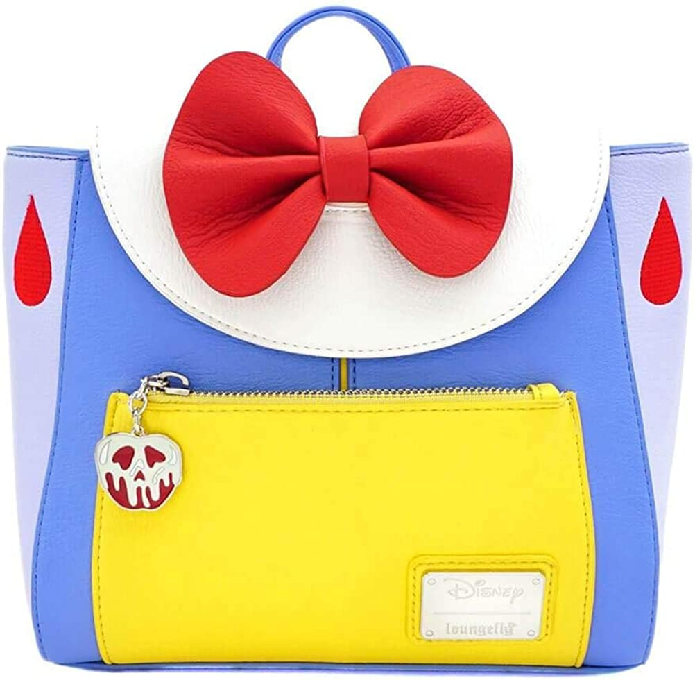 Loungefly x Disney Snow White Cosplay Mini Backpack