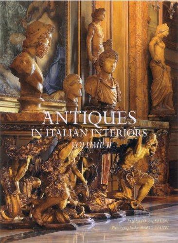 Antiques In Italian Interiors Volume 2