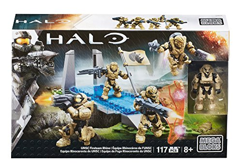 Mega Construx Halo Fireteam Rhino