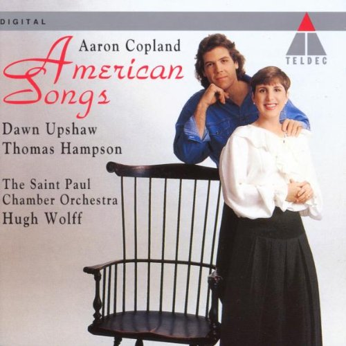 Copland: American Songs by Alliance