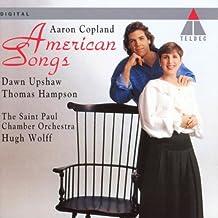 Old American Songs 8 Poems of