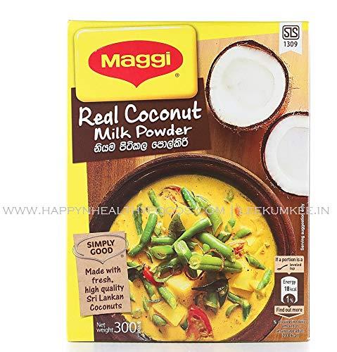Maggi Real Coconut Milk Powder, 300g (Maggi Coconut Milk Powder)