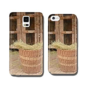 grass basket cell phone cover case Samsung S5