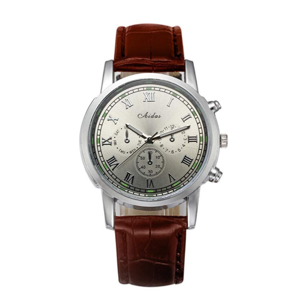 Reloj De Ginebra Cinturón Romano Romano para Tatuaje Solar Reloj ...