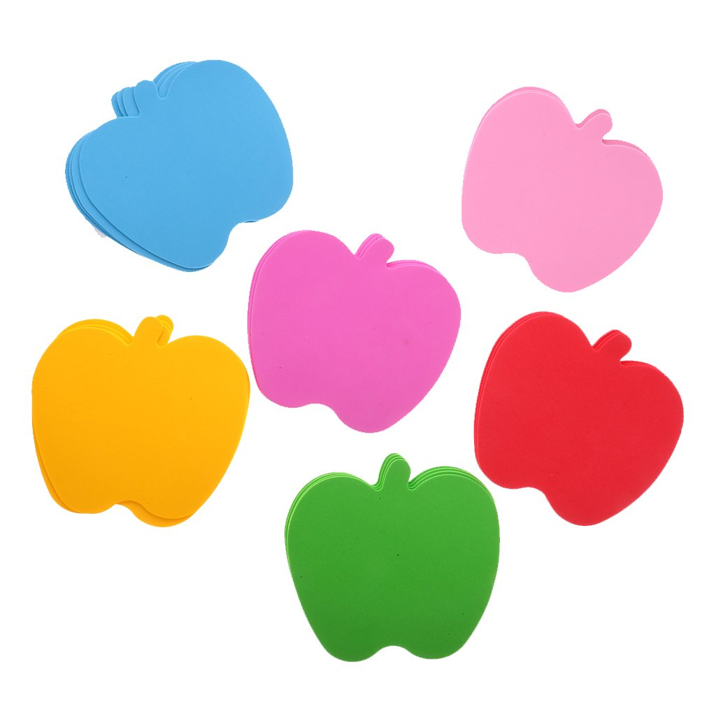 Large Craft Foam Hearts Party Favor /& Decoration Multicolor 5.51x5.91inch