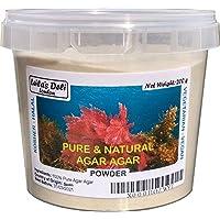 Gelatina vegetal pura y natural Agar Agar (1
