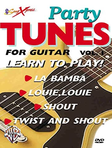 Songxpress - Party Tunes for Guitar, Vol. 1 (Tv Tunes For Guitar)