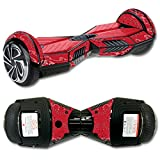 MightySkins Protective Vinyl Skin Decal for Self Balancing Board Scooter Hover 2 Wheel mini board unicycle bluetooth wrap cover sticker Bandana