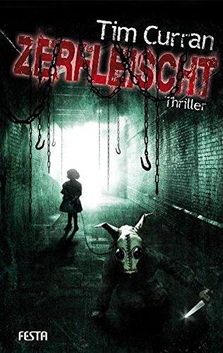 Zerfleischt: Der ultimative Thriller (Horror Taschenbuch)