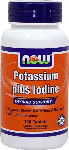 Potassium Plus Iodine 180 ()