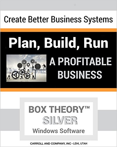 Business Made Easy - Box Theory Silver Software for Startup / Small Business - Create an Org Blueprint - Plan and Develop Customer-Pleasing, Profit-Boosting Business Systems and - Process Return It