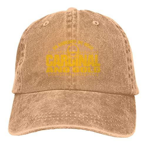 Patricia Christian Trucker Hat Utopia Sport USC Trojans Summer Mesh Cap with Adjustable Snapback Strap Natural