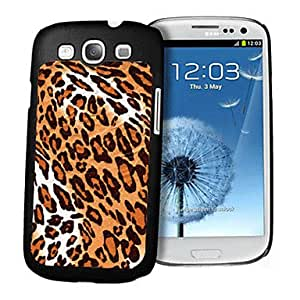 Leopard Grain Pattern 3D Effect Case for Samsung S3 I9300