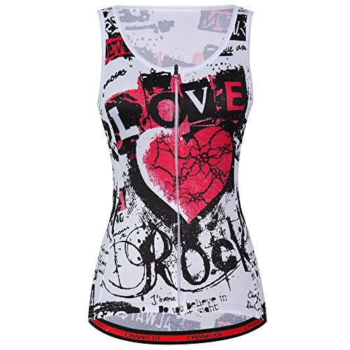 Summer Cycling Vest Sleeveless Cycling Jerseys Cycling Women Outdoor - Female Clothing Cycling