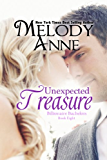 Unexpected Treasure (The Lost Andersons - Book One) (Billionaire Bachelors 8)