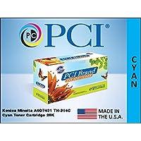 PCI KONICA MINOLTA A0D7431 TN-314C 20K C